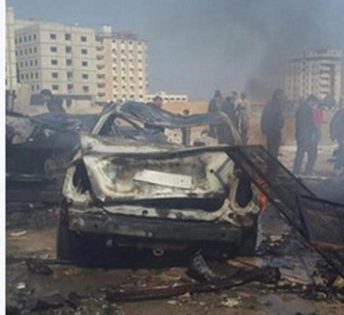 Photo of Flash – Siria: triplice attentato a Damasco, oltre 60 i morti