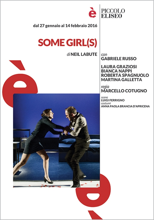 Photo of Piccolo Eliseo –  Some Girl(s) diretta da Marcello Cotugno con Gabriele Russo