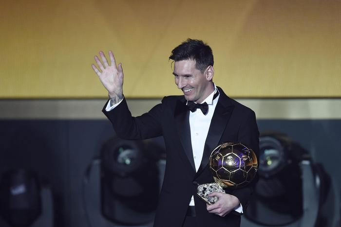 Photo of Messi: Per la quinta volta Pallone d'Oro