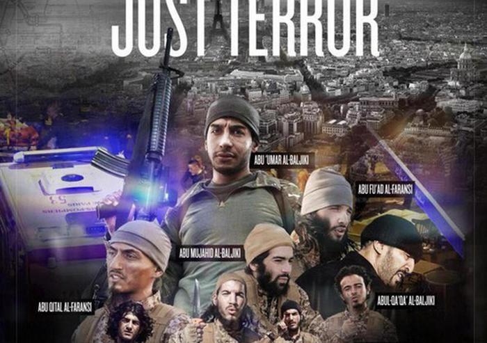 Photo of L'Isis osanna i suoi eroi. 'Serva da lezione'