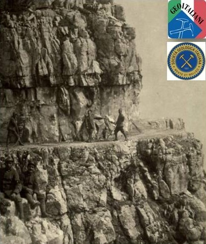 Photo of I geologi italiani nella Grande Guerra