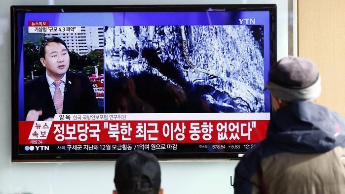 Photo of Flash – Corea Nord:  effettuato nuovo test nucleare  Con bomba all'idrogeno