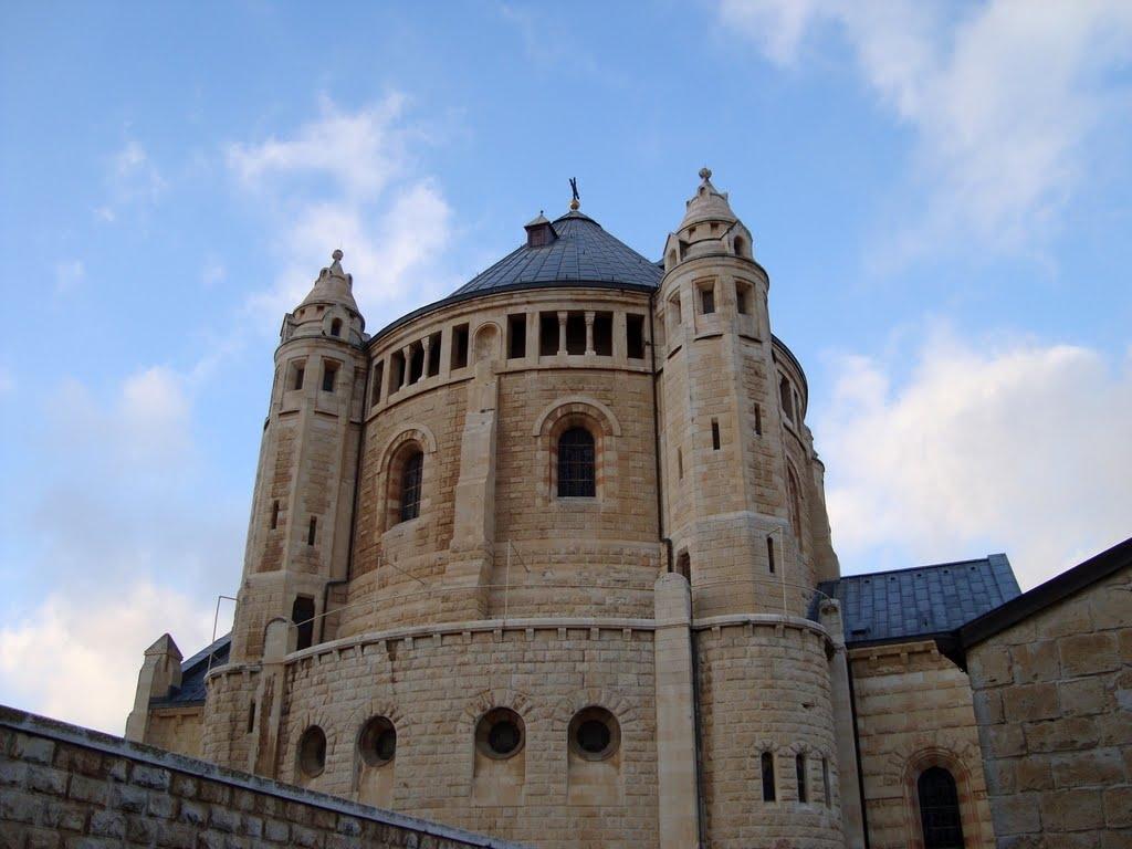 Photo of Flash – A Gerusalemme minacce e imbrattato ingresso Chiesa della Dormizione