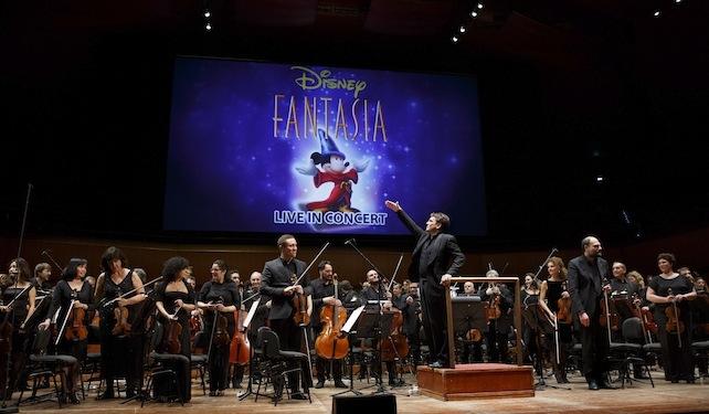 """Photo of Accademia di Santa Cecilia – """"Fantasia"""" di Walt Disney con la grande orchestra ceciliana condotta da Keith Lockhart"""