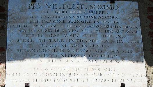 "Photo of La ""sosta"" del Papa"