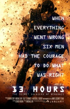 Photo of Un atto di Coraggio – Le 13 Hours: The Secret Soldiers of Benghazi