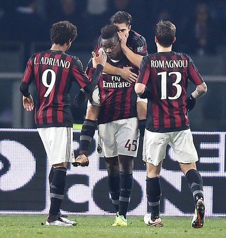 Photo of Coppa Italia: Semifinale d'andata: Milan col minimo sforzo!