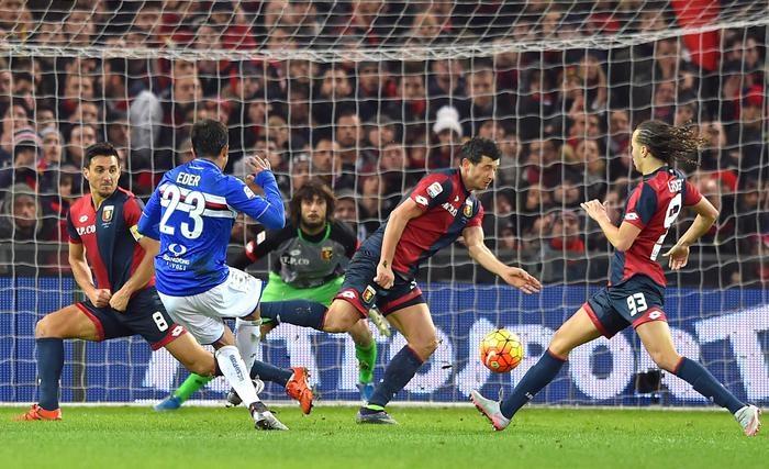 Photo of Serie A – Alla Sampdoria il derby della Lanterna