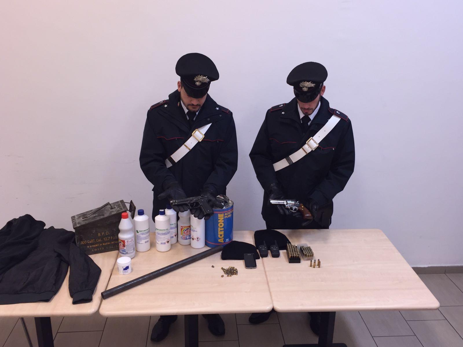 Photo of Fiumicino – Sequestrati 20 chili di esplosivo ad alto potenziale in un appartamento