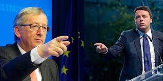Photo of Salgono i toni nella polemica tra Renzi ed i burocrati di Bruxelles
