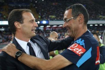 Photo of Serie A. Testa-coda per Napoli e Juve