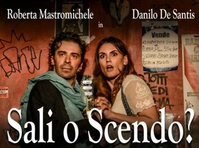 """Photo of Teatro Golden –  """"Sali o scendo"""" di e con Danilo De Santis"""