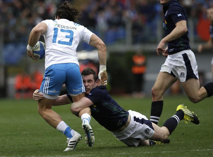 Photo of Rugby Six Nations 2016. Italia – Scozia 20-36
