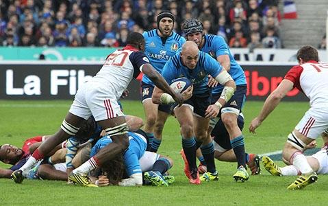 Photo of Rugby – Con la seconda giornata dell'RBS 6 Nazioni 2016 il grande rugby tornerà a popolare i palinsesti sportivi delle televisioni italiane.