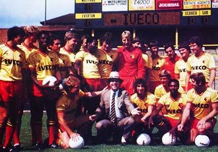 Photo of Racconti di sport. Sanremo, Elton John e il Watford