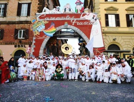 Photo of Una gita a… Frascati e il suo Carnevale