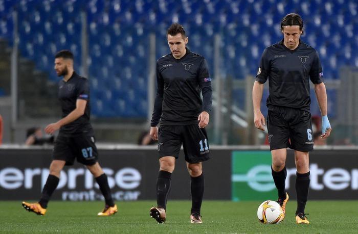 Photo of Europa League: ottavi di finale. Naufragio Lazio!