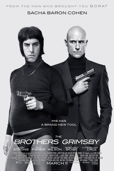 "Photo of ""The Brothers Grimsby"" – FOTO E VIDEO"