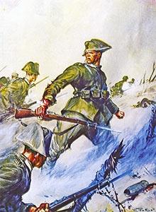 Photo of Il timore dei soldati nella Grande Guerra: l'assalto