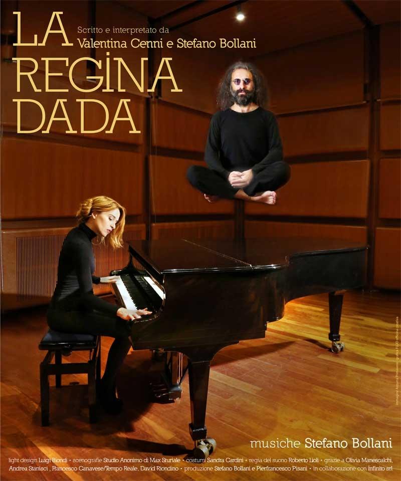 "Photo of Teatro Eliseo – ""La regina Dada"" con Stefano Bollani"