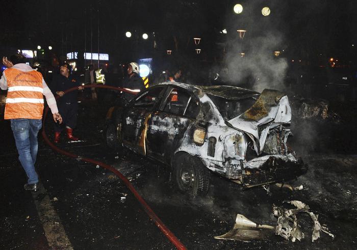 Ankara attentato 13 3 16