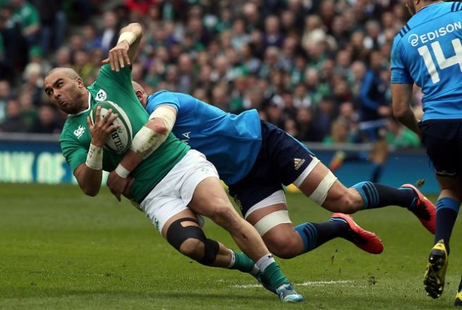 Photo of RUGBY. L'Irlanda batte l'Italia 58-15.