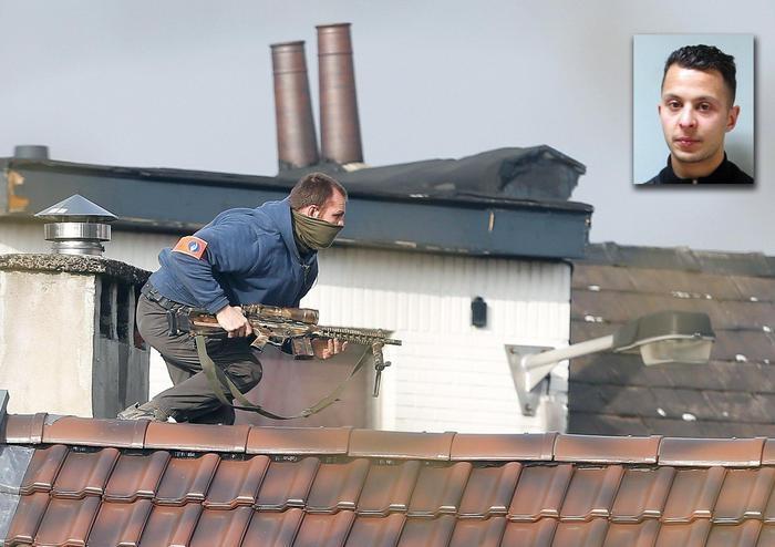 Photo of Flash – Finalmente  arrestata la primula rossa del terrorismo,  Salah Abdeslam, il terrorista di Parigi
