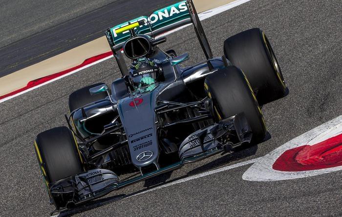 Photo of F1-Gp Bahrain: Podio per Rosberg, Raikkonen e Hamilton. Non parte Vettel
