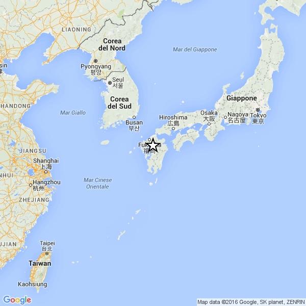 Photo of Flash – Terremoto Giappone – Altra scossa di magnitudo 7.0 nella Prefettura di Kumamoto