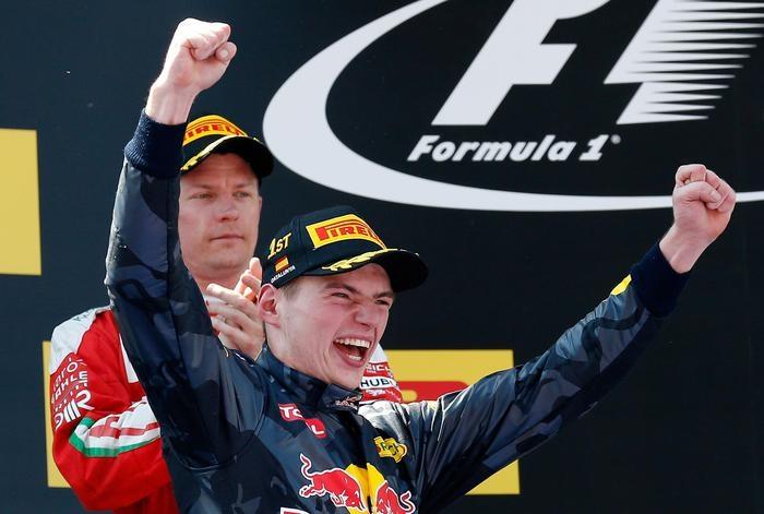 Photo of F1 Gp Spagna – Gara da record: Mercedes si autoeliminano, Verstappen a 18 anni vince un Gran Premio, togliendo un primato e beffando le Ferrari