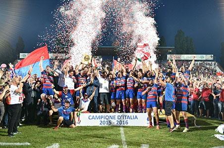 Photo of Rugby Eccellenza: Femi-Cz. La Rugby Rovigo Delta è campione d'Italia!