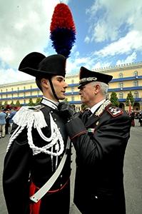 Photo of Scuola Allievi Carabinieri Roma: rinnovata la cerimonia del Giuramento e degli Alamari – GALLERIA FOTOGRAFICA