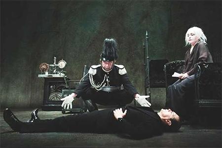 Photo of Teatro Quirino – Danza Macabra di August Strindberg con Adriana Asti, Giorgio Ferrara e Giovanni Crippa