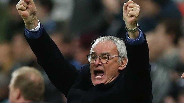 Photo of Calcio. Viva Ranieri