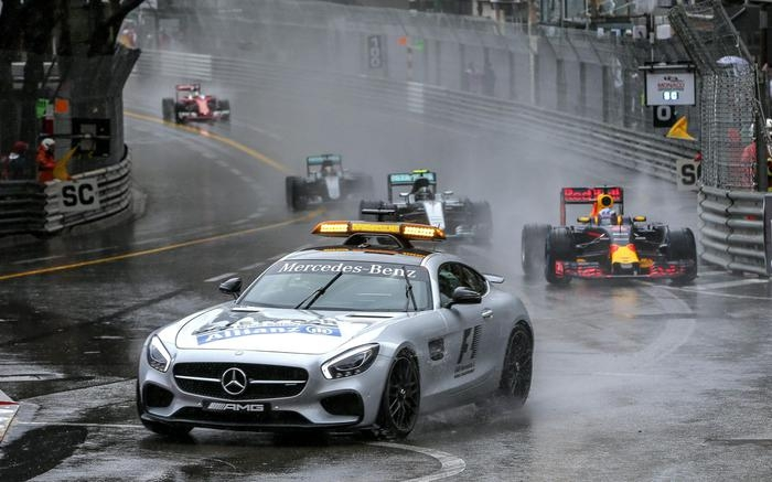 Photo of F1 Gp Montecarlo  – Prima vittoria di Hamilton su Mercedes. Sul podio Ricciardo e Perez su Force India
