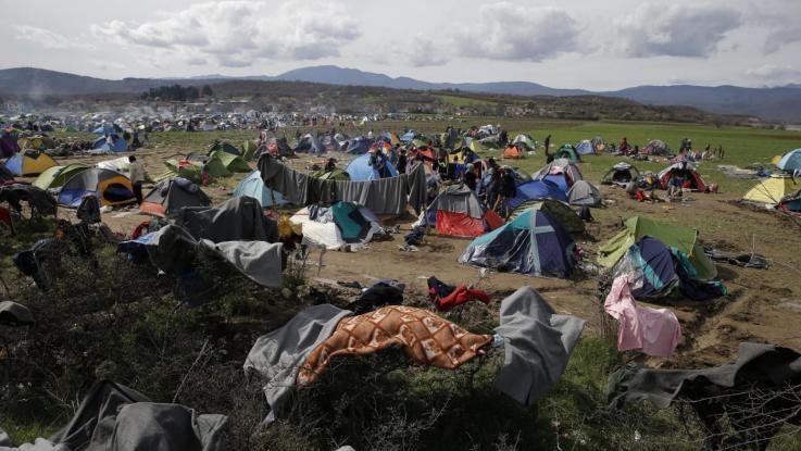 Photo of Grecia – In corso lo sgombero campo profughi Idomeni