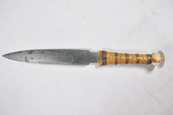 Photo of La lama del pugnale di Tutankhamon proviene da un meteorite
