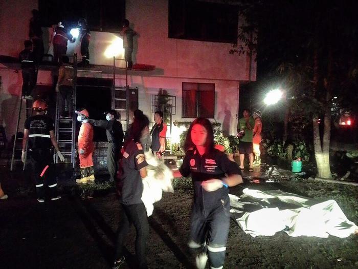Photo of Thailandia – Incendio in collegio. Morte  17 bambine