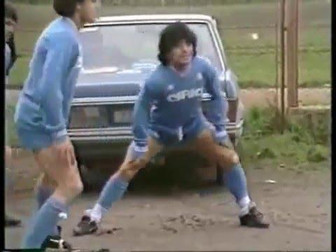 Photo of Racconti di sport. Santo Maradona