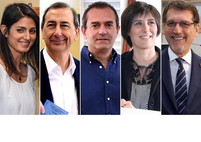 Photo of Flash – Amministrative 2016  – Ai ballottaggi, finisce l'esclusiva della sinistra.  A Roma e Torino, sindaco Raggi e Appendino. Pd ko
