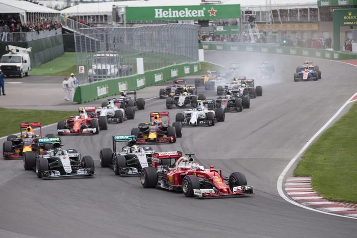 Photo of F1 Gp Canada  –  Ancora Hamilton, seguito da Vettel e Bottas