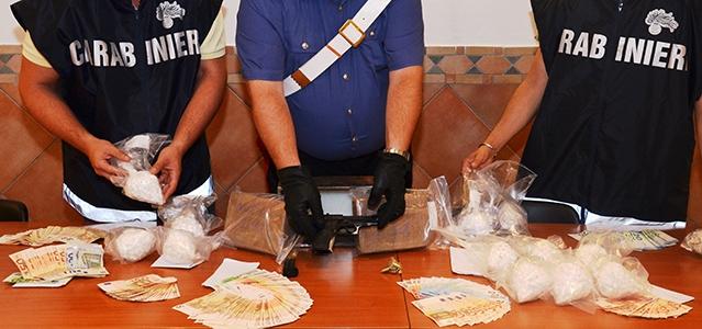 Photo of Fidene – In garage, stoccaggio e lavorazione cocaina. Sequestrati 4,5 kg. Un arresto