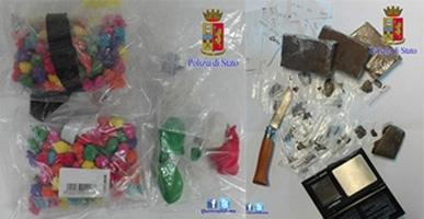 Photo of Lotta agli stupefacenti. Sequestrati 3,8 kg droga e 10 persone arrestate. In manette anche 2 ladri di rame