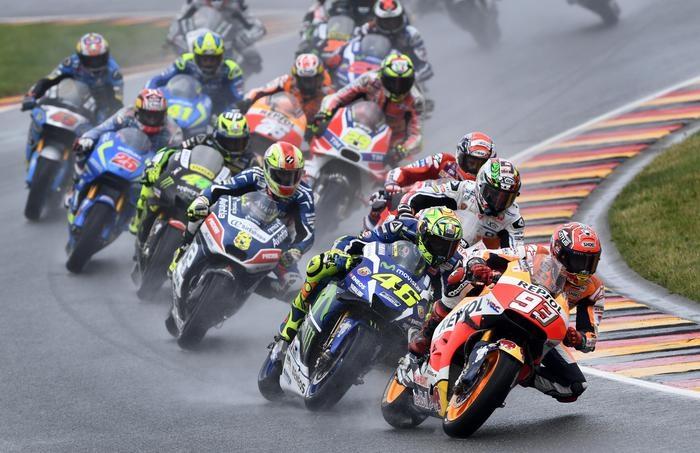 Photo of MotoGp Germania:  Vince Marquez, Rossi finisce ottavo e Jorge Lorenzo 15/o
