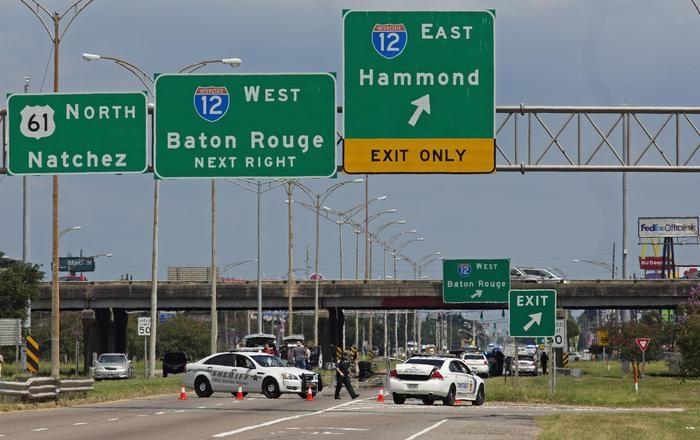 Photo of Louisiana – Nuovo agguato alla Polizia. Tre Agenti assassinati  e tre feriti