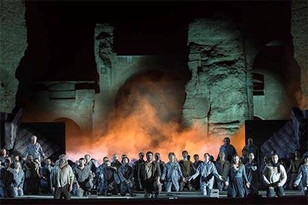 Photo of Teatro dell'Opera – Nabucco di Verdi apre la stagione estiva a Caracalla