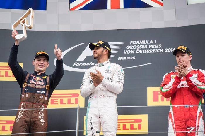 Photo of GPF1 Austria: In sorpasso vince Hamilton. Vettel fora ed è fuori