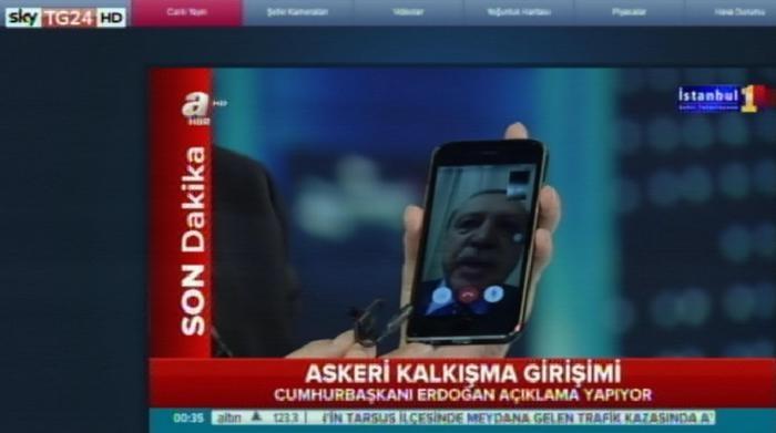 Photo of FLASH – NEW – FALLITO COLPO  STATO   IN TURCHIA – Erdogan al potere. 'La pagheranno '