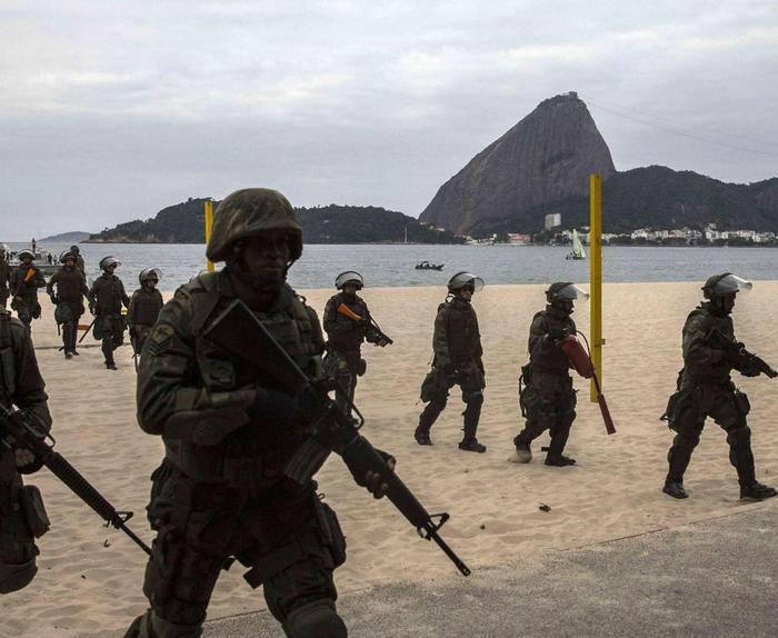 Photo of Rio: l'Isis pronto a colpire durante i Giochi. Dieci le persone arrestate.