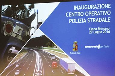 Photo of Inaugurato il Centro Operativo Polizia Stradale del Lazio